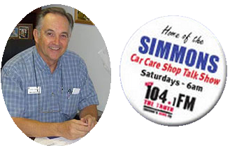 Simmons Car Care Shop Talk Show
